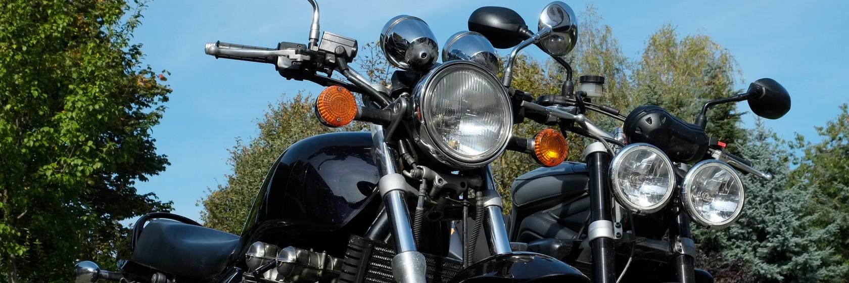 über Motorräder